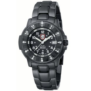 Luminox F-117 Nighthawk 3402 Watch - Black Dial