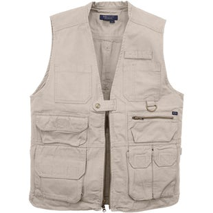 5.11 Tactical Cotton Vest - Khaki