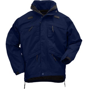 5.11 Tactical 3 in 1 Parka Jacket - Dark Navy