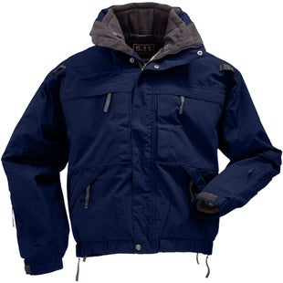 5.11 Tactical 5 in 1 Jacket - Dark Navy