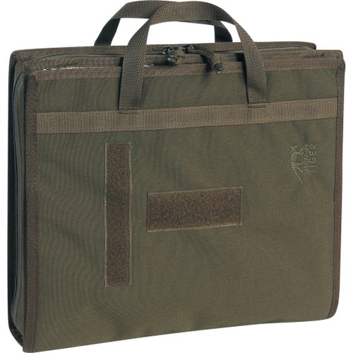 Tasmanian Tiger TT File Server A4 Bag - Olive