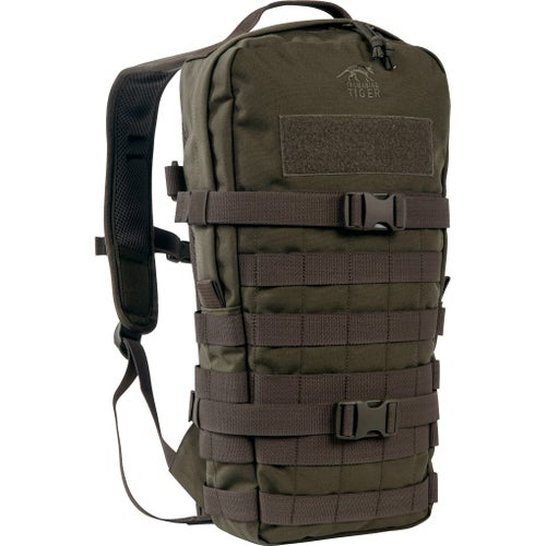 Tasmanian Tiger TT Essential 9L Pack Mkii Backpack - Olive