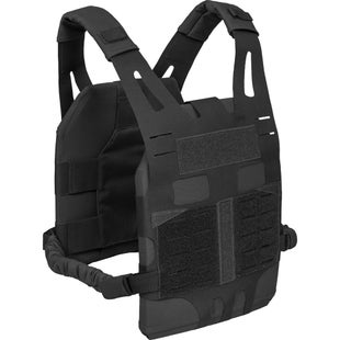 Tasmanian Tiger TT Plate Carrier Sk Vest - Black