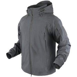 Condor Outdoor Element Softshell Jacket - Black