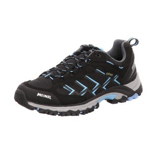 Meindl Caribe Lady Gtx Walking Shoes - Black/azur