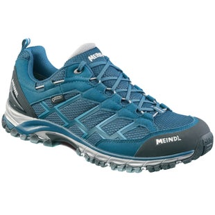 Meindl Caribe Gtx Walking Shoes - Petrol/blau