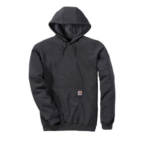 Carhartt Hooded Sweatshirt Hooded Jacket - Carbon Heather