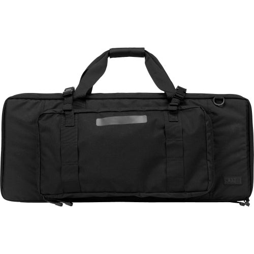 "5.11 Tactical 28"" Double Rifle Case Bag - Black"