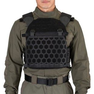 5.11 Tactical All Mission Plate Carrier Body Protection - Black