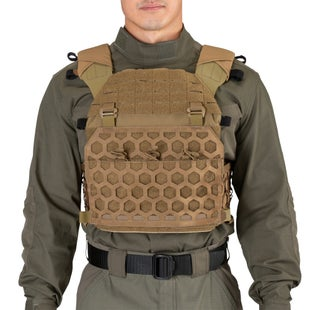 5.11 Tactical All Mission Plate Carrier Body Protection - Kangaroo