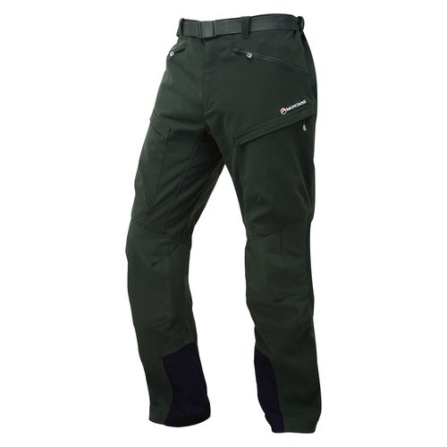 Montane Super Terra Reg Length Pants - Oak Green