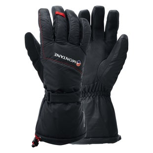 Montane Extreme Gloves - Black