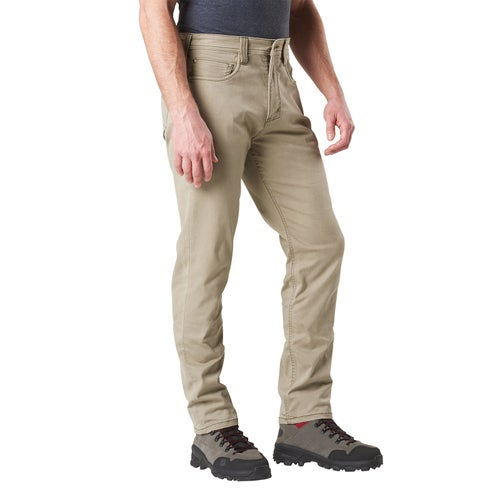 5.11 Tactical Defender-flex Pant-slim Pant - Stone