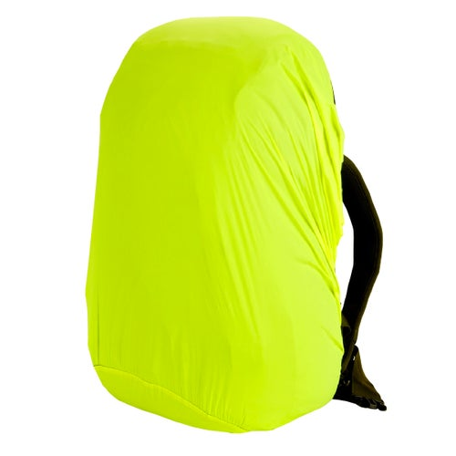 Snugpak Aquacover 35L Rucksack Cover - Hi Vis Yellow