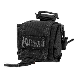 Maxpedition Mini Rollypoly Dump Pouch - Black