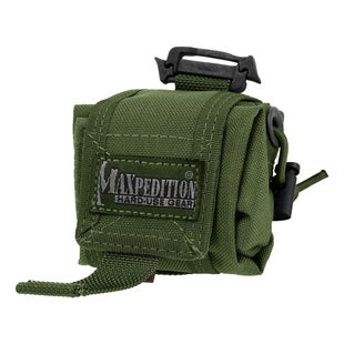 Maxpedition Mini Rollypoly Dump Pouch - Green