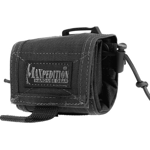 Maxpedition Rollypoly Folding Dump Pouch - Black