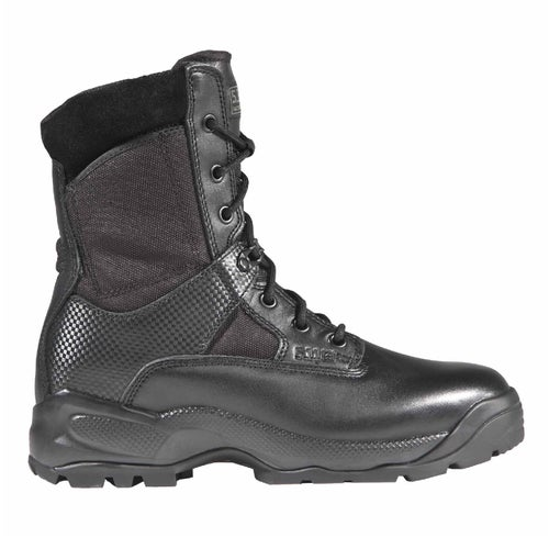 5.11 Tactical ATAC 8 Inch Zip Boots - Black