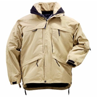 5.11 Tactical Aggressor Parka Jacket - Coyote