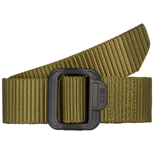 5.11 Tactical TDU 1.5 inch Plastic Buckle Belt - TDU Green