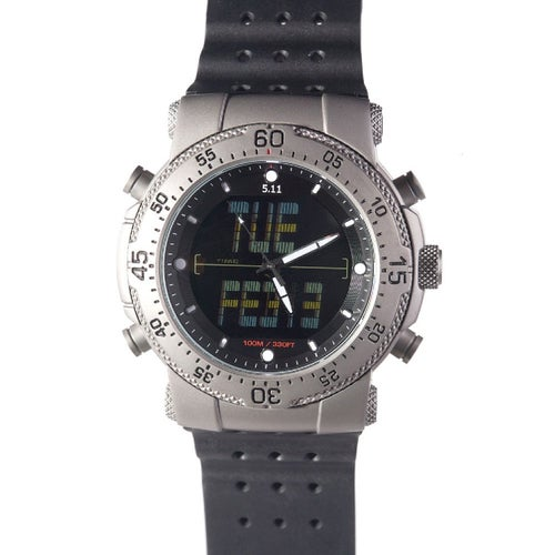 5.11 Tactical HRT Sniper Watch - Titanium