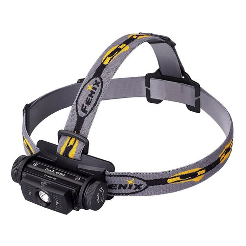 Fenix Hl60r U2 Head Torch - Black