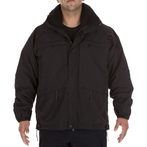 5.11 Tactical 3 in 1 Parka Jacket - Black
