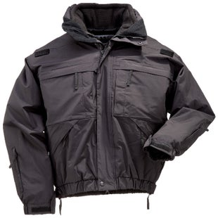 5.11 Tactical 5 in 1 Jacket - Black