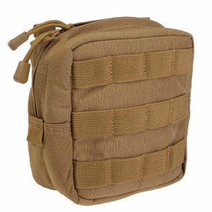 5.11 Tactical 6 x 6 Padded Pouch - FD Earth
