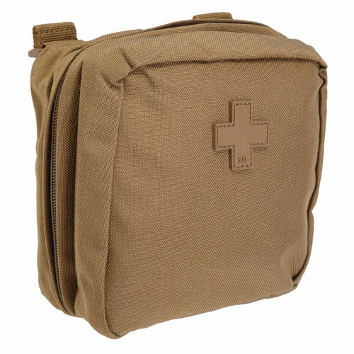 5.11 Tactical 6 x 6 Medical Pouch - Flat Dark Earth
