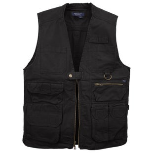 5.11 Tactical Cotton Vest - Black