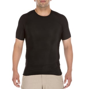 5.11 Tactical Tight Fit Crew Base Layer - Black
