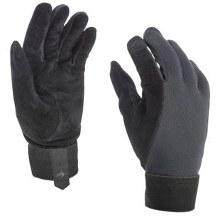 Sealskinz Solo Shooting Gloves - Black
