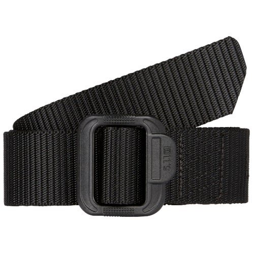 5.11 Tactical TDU 1.5 inch Plastic Buckle Belt - Black