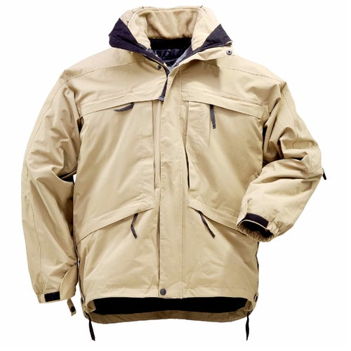 5.11 Tactical Aggressor Parka Jacket - Tundra