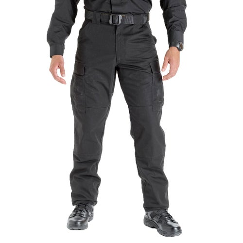 5.11 Tactical TDU Ripstop SHORT LEG Pant - Black