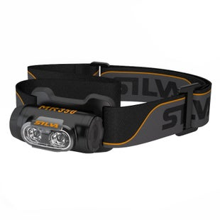Silva Headlamp Mr350 Head Torch - Colour