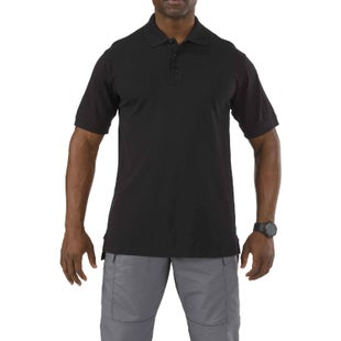 5.11 Tactical Professional Polo Shirt - Black