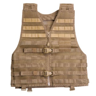 5.11 Tactical VTAC LBE Molle Vest - FD Earth