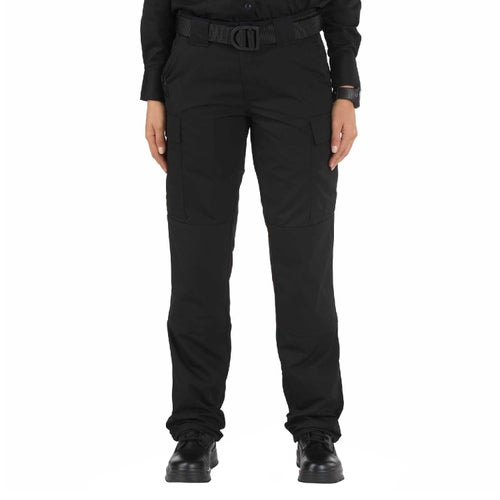 5.11 Tactical Ripstop TDU REGULAR LEG Womens Pant - Black