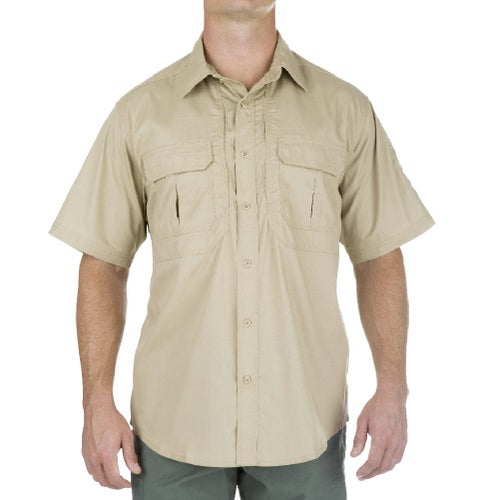 5.11 Tactical Taclite Pro Short Sleeved Shirt - TDU Khaki