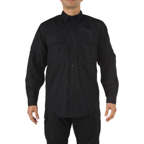5.11 Tactical Taclite Pro Long Sleeve Shirt - Black