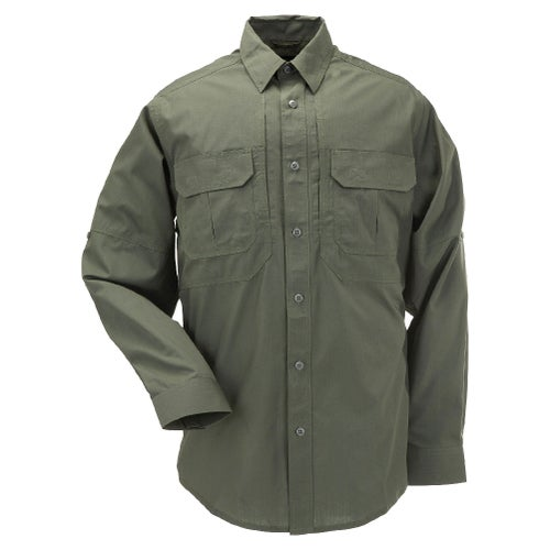 5.11 Tactical Taclite Pro Long Sleeve Shirt - TDU Green