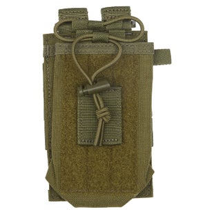 5.11 Tactical Bungee Radio Pouch - OD Green