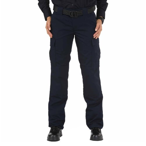 5.11 Tactical Ripstop TDU REGULAR LEG Womens Pant - Dark Navy