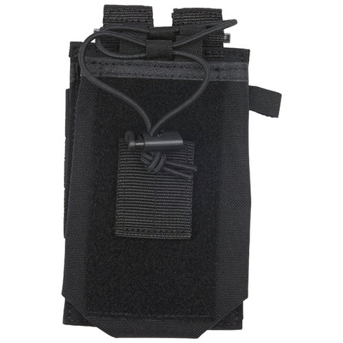 5.11 Tactical Bungee Radio Pouch - Black