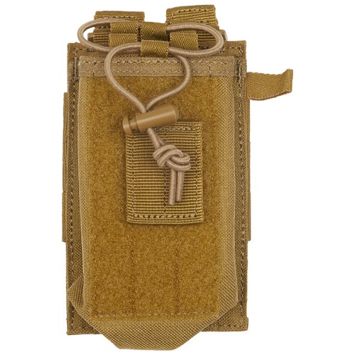 5.11 Tactical Bungee Radio Pouch - FD Earth