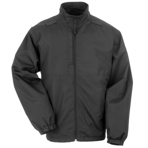 5.11 Tactical Lined Packable Jacket - Black