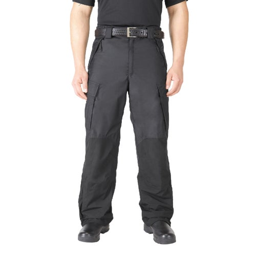 5.11 Tactical Patrol Rain REGULAR LEG Pant - Black