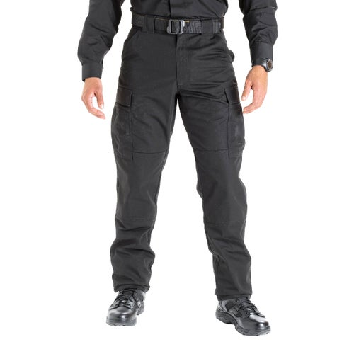 5.11 Tactical TDU Ripstop REGULAR LEG Pant - Black